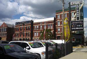 Auto Repair Shop – Chicago 1708 S. Ashland Ave. Chicago, IL 60608