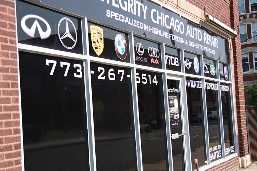 Integrity Chicago Auto Repair